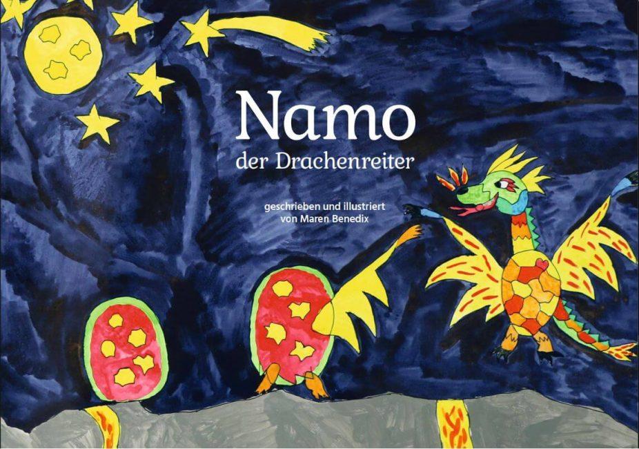 Namo, der Drachenreiter (Buch, 2020)