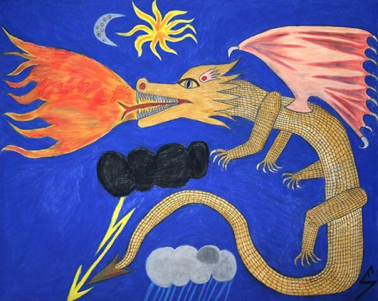 Dragonprincess Tessaja, 2017